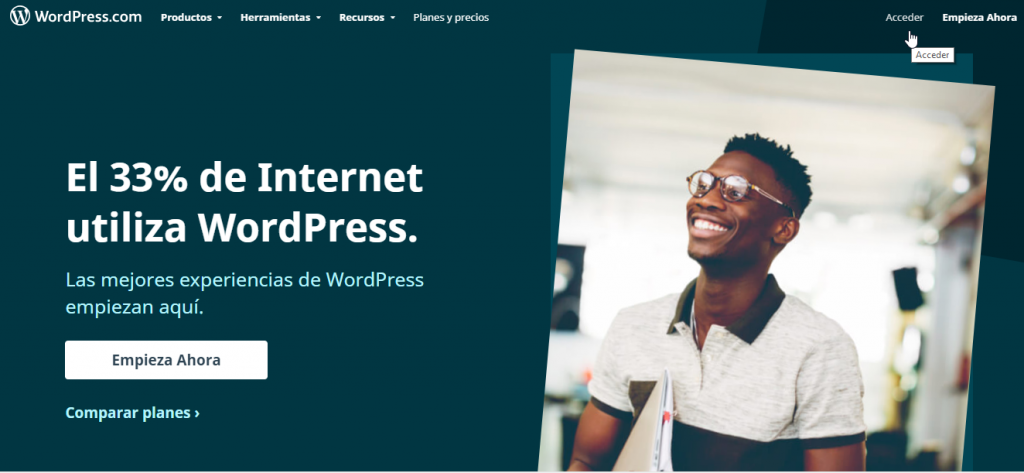 acceso-wordpress-com